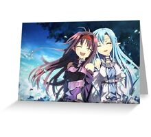 Sword art Online Greeting Card
