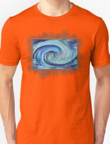 Spot of Gold Minus 125 Abstract Unisex T-Shirt