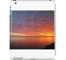 Courtney Campbell Causeway Sunset iPad Case/Skin