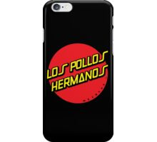Los Pollos Hermanos Skateboards iPhone Case/Skin