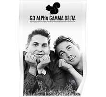 Go AGD Poster