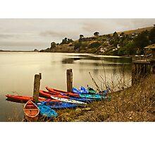 Canoe me Photographic Print