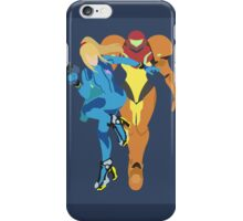 Samus Aran - Super Smash Bros. iPhone Case/Skin