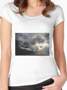 Fist of Fury Women's Fitted Scoop T-Shirt