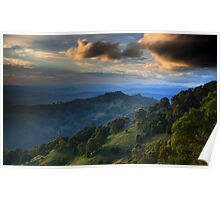 Afternoon Delight at Barrington Tops Poster