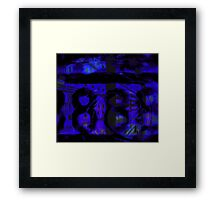 Eight Hundred and Eight Framed Print