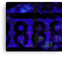 Eight Hundred and Eight Canvas Print