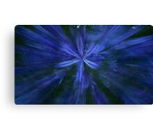 Zoom flowers Canvas Print