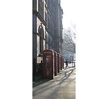 Telephone Line? Photographic Print