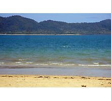 Dunk Island seen from South Mission Beach Photographic Print