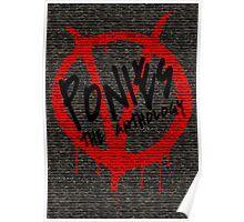 Anthology Vendetta Poster