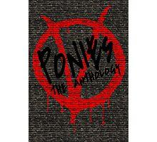 Anthology Vendetta Photographic Print