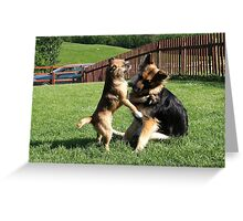 I don't care HOW big you are!! Greeting Card