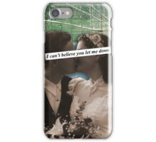 We Made a Vow iPhone Case/Skin