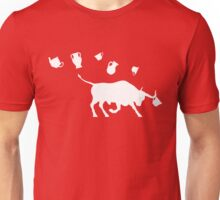 Bull in a China Shop Unisex T-Shirt