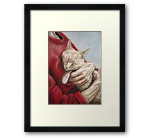 Hold Me Tight  Framed Print