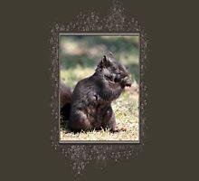 Black Squirrel Unisex T-Shirt