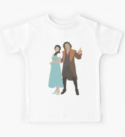 Rumbelle - Once Upon a Time Kids Tee