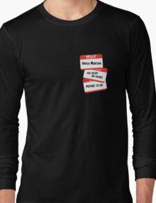 Indigo Montoya Long Sleeve T-Shirt