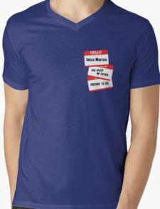 Indigo Montoya Mens V-Neck T-Shirt