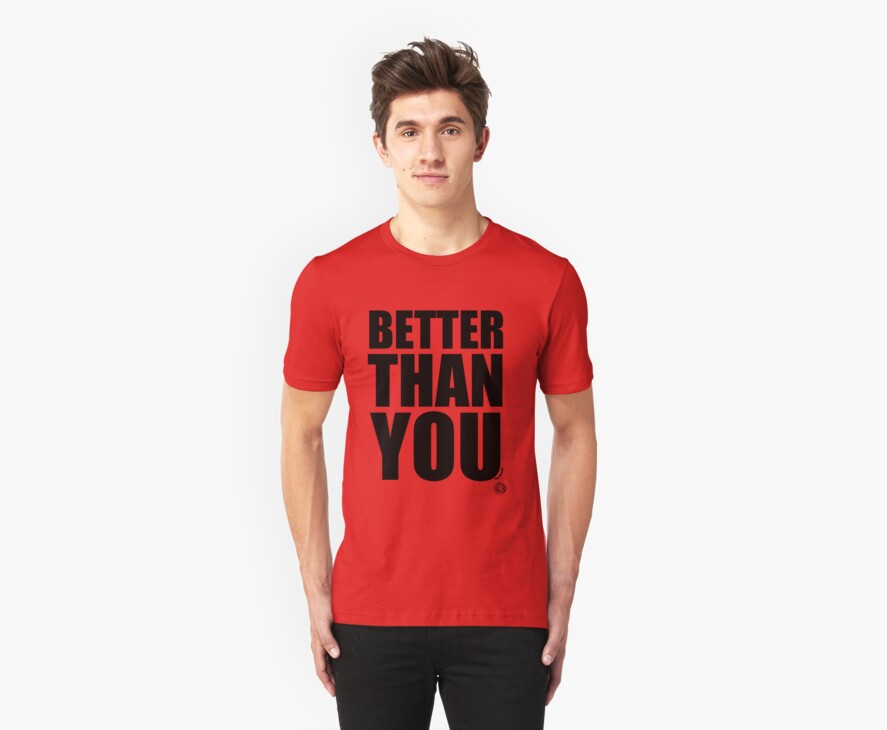 Better Than You by TheVarsity