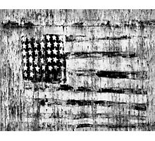 Stars and Stripes Photographic Print