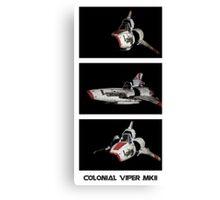 Colonial Viper MkII Canvas Print