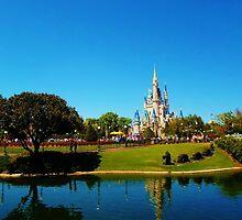 Cinderella's Castle by Storywhisper