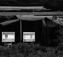 Gas Pumps by Jane55