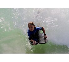 Wave runner, Port Macquarie Photographic Print