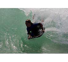 Wave rider, Port Macquarie Photographic Print