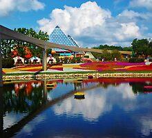 Epcot wonderland by Storywhisper