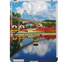 Epcot wonderland iPad Case/Skin