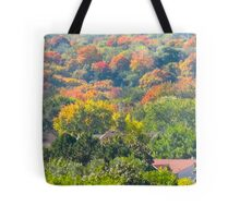 Leaf Clutch Tote Bag
