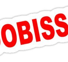 #BOOBISSIPPI Sticker