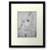 Lady Constance Rousseau Framed Print