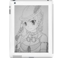 Lady Constance Rousseau iPad Case/Skin