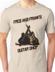 Fred and Frank's Unisex T-Shirt