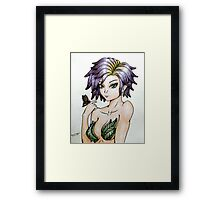 Lilly Du Nord Framed Print