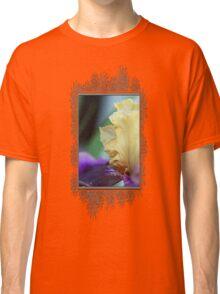 Tall Bearded Iris named Final Episode Classic T-Shirt