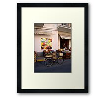 Fruit to Go Framed Print