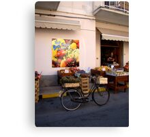 Fruit to Go Canvas Print