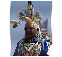 Strength #3 Native American Culture Lives On Poster