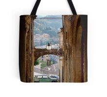 Starting a Journey Tote Bag