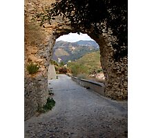 Gateway to Beauty Photographic Print