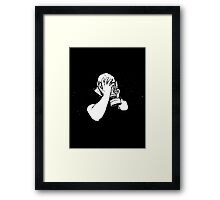 It's All Too Much (Sometimes) Framed Print