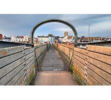 Bridge over Adur I Photographic Print