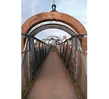 Bridge over Adur II Photographic Print