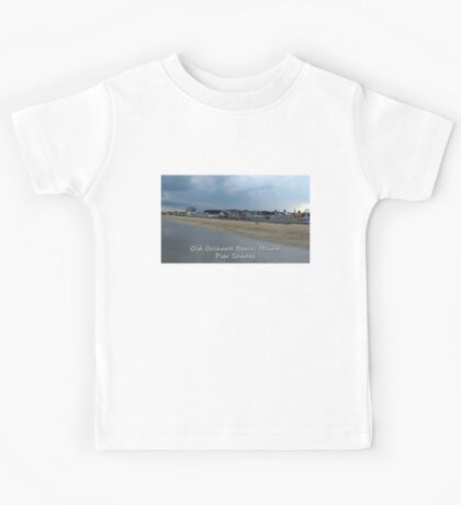 Slice of OOB ME Kids Tee