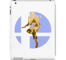 Sm4sh - Sheik iPad Case/Skin
